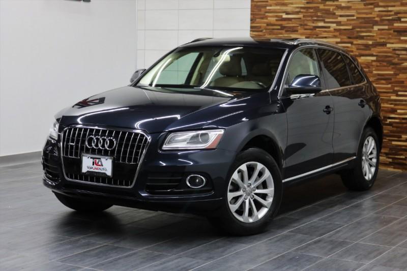 Audi Q5 2013 price $14,594