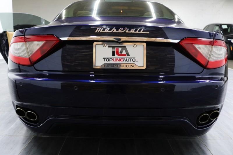 Maserati GranTurismo 2008 price $25,991