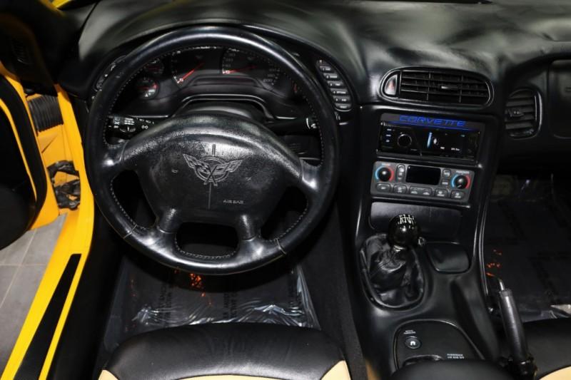 Chevrolet Corvette 2001 price $12,991