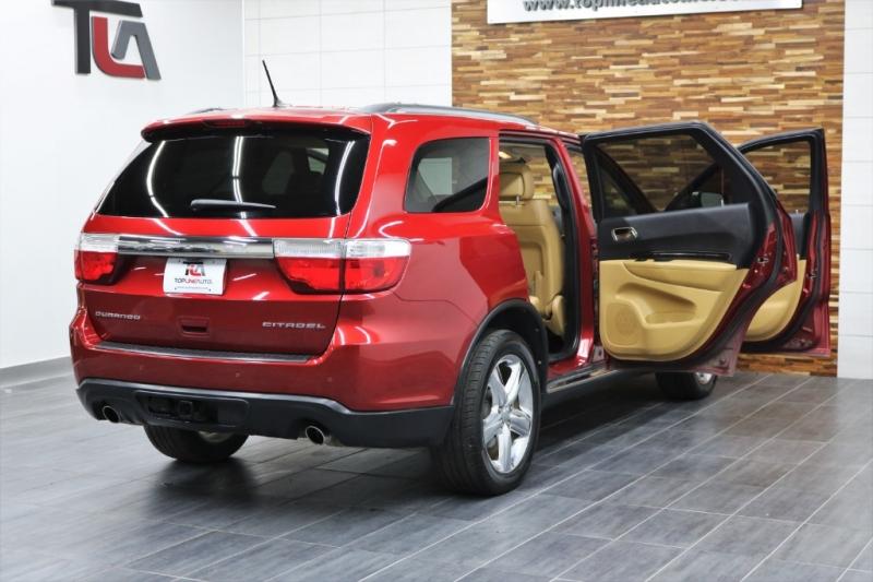 Dodge Durango 2011 price $14,392