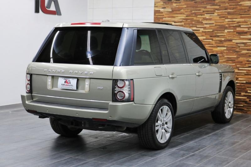 Land Rover Range Rover 2012 price $12,991