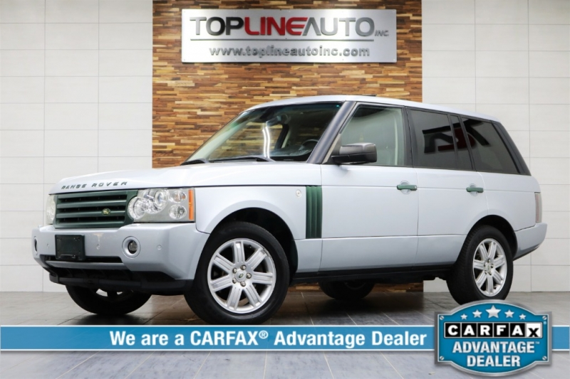 Land Rover Range Rover 2007 price $12,992