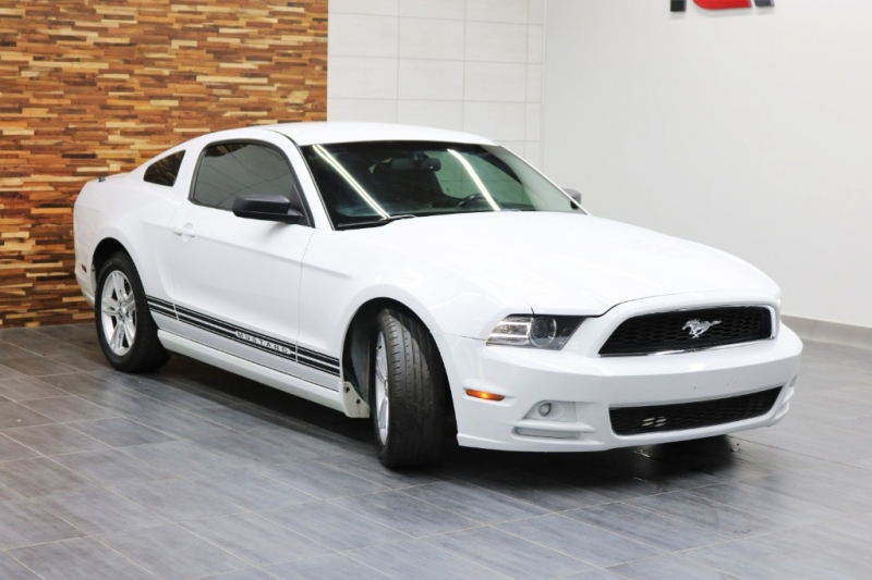 Ford Mustang 2014 price $8,292