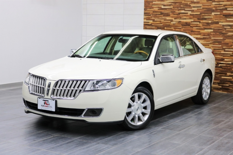 Lincoln MKZ 2012 price $9,492