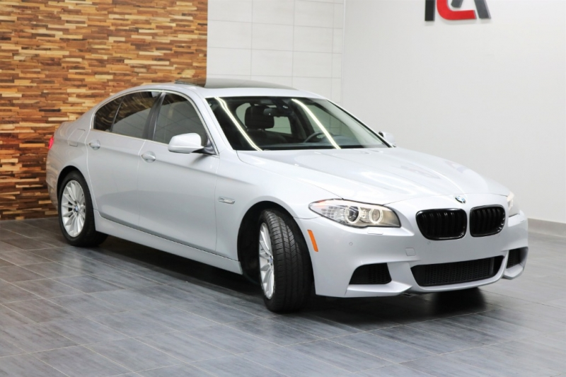 BMW 5-Series 2012 price $11,492