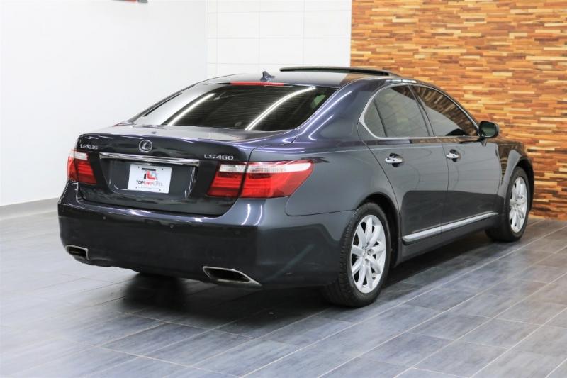 Lexus LS 460 2008 price $8,493
