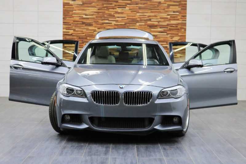 BMW 5-Series 2013 price $14,491