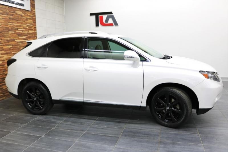Lexus RX 350 2012 price $12,992
