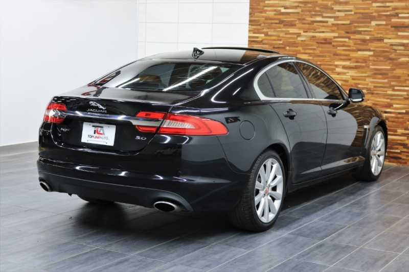 Jaguar XF 2014 price $18,491