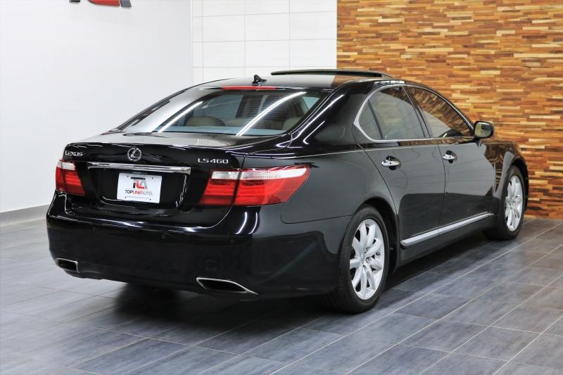Lexus LS 460 2007 price $7,491