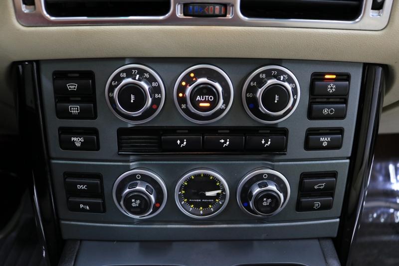 Land Rover Range Rover 2008 price $9,991