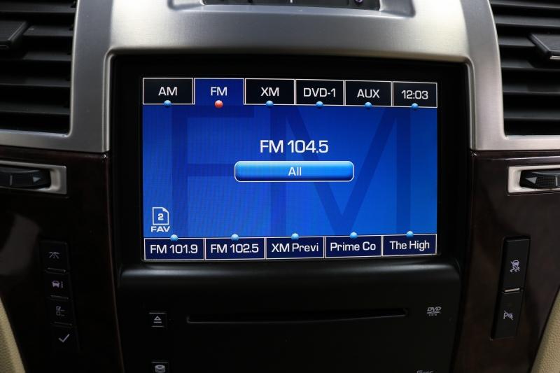 Cadillac Escalade 2008 price $12,492
