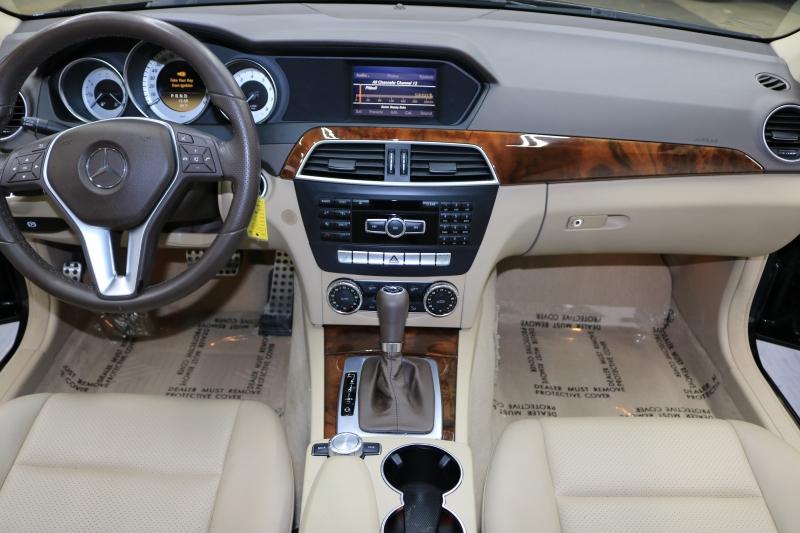 Mercedes-Benz C-Class 2012 price $9,891