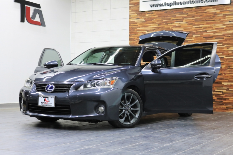 Lexus CT 200h 2011 price $7,991