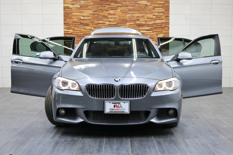 BMW 5-Series 2013 price $10,991