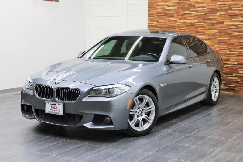 BMW 5-Series 2013 price $10,991