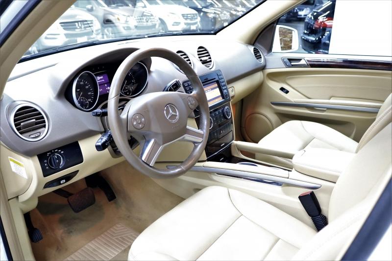 Mercedes-Benz M-Class 2011 price $8,442