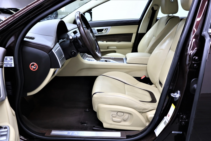 Jaguar XF 2013 price $14,991