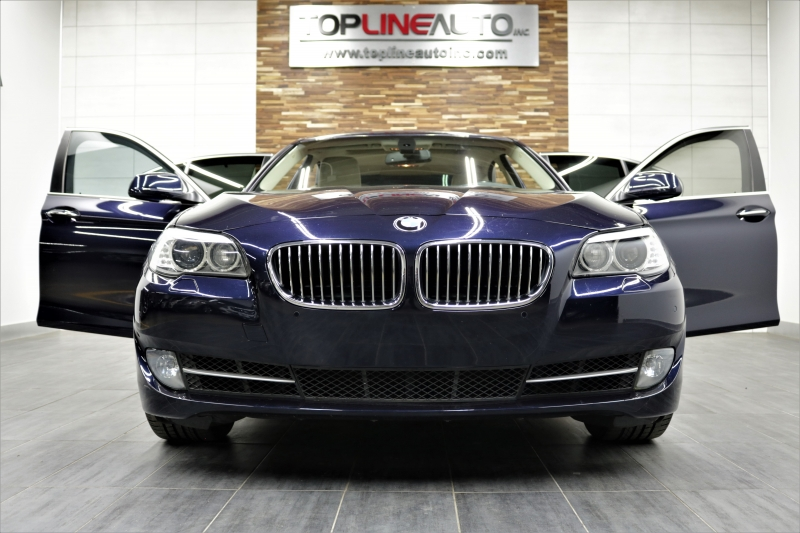 BMW 5-Series 2011 price $9,742