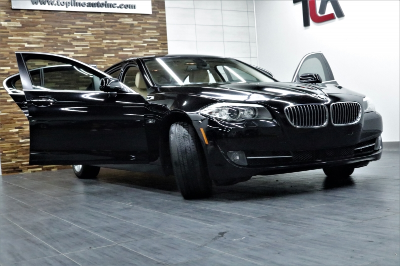 BMW 5-Series 2011 price $8,991