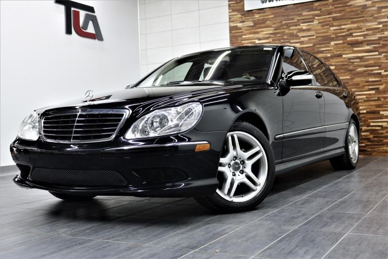 Mercedes-Benz S-Class 2006 price $8,692