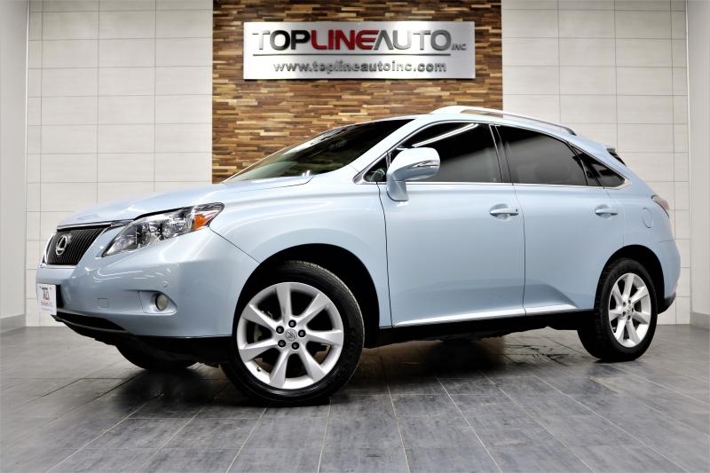 Lexus RX 350 2011 price $10,491