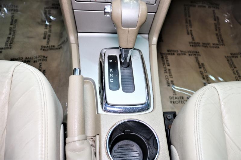 Lincoln MKZ 2007 price $4,991