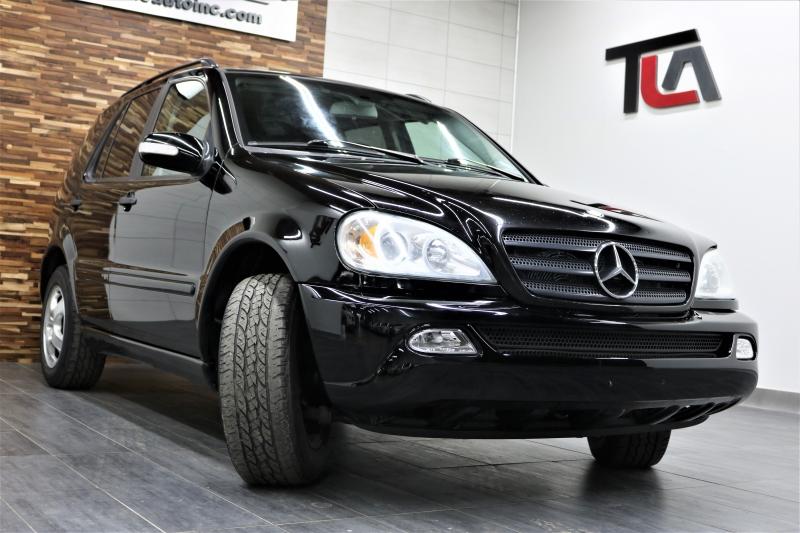 Mercedes-Benz M-Class 2004 price $4,491