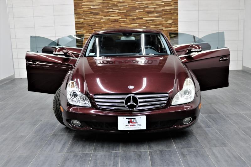 Mercedes-Benz CLS-Class 2007 price $6,991