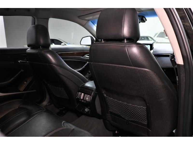Cadillac CTS Sedan 2012 price $10,992