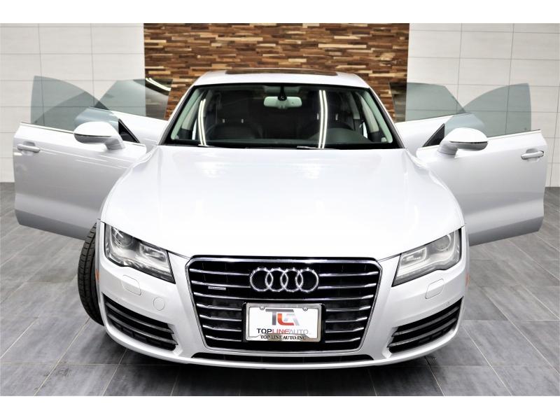 Audi A7 2012 price $14,642