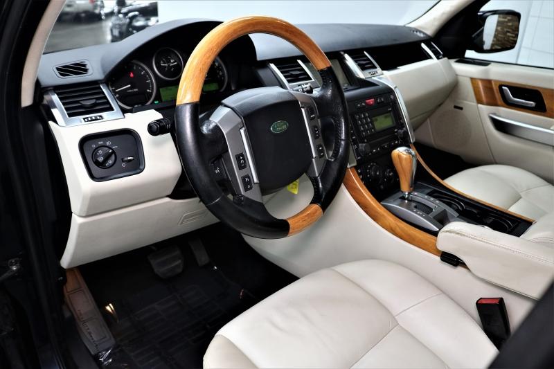 Land Rover Range Rover Sport 2009 price $8,791