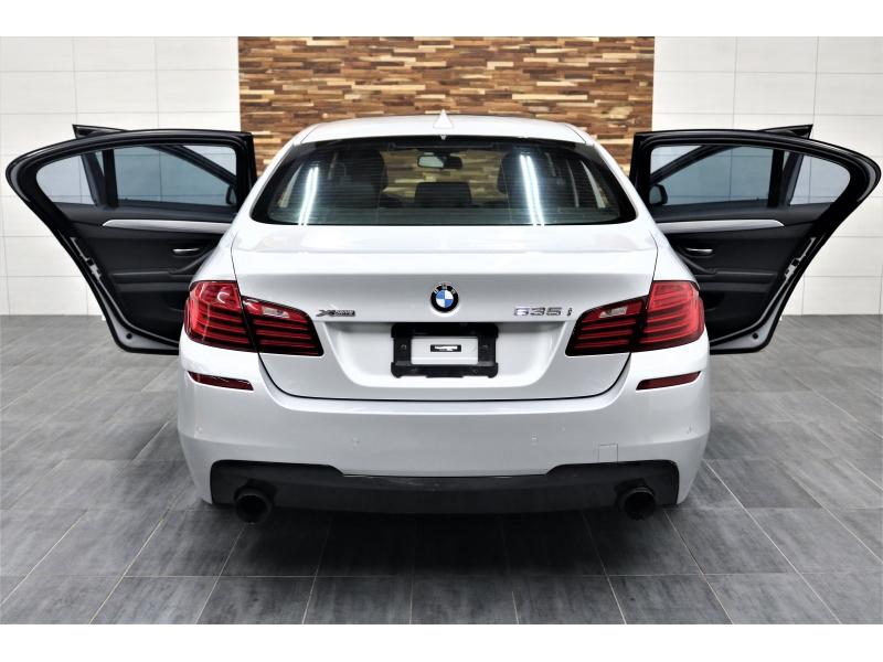 BMW 5-Series 2015 price $10,991
