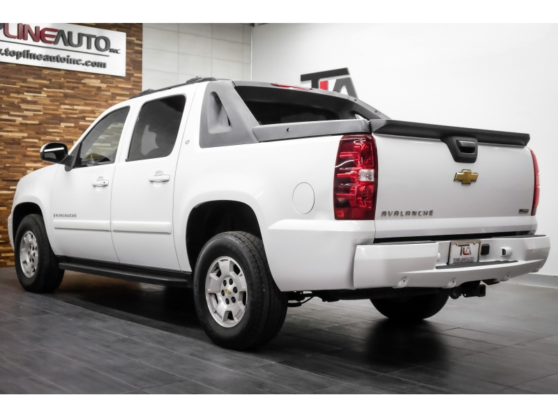 Chevrolet Avalanche 2007 price $12,491