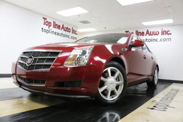 2009 Cadillac Cts 4dr Sdn Rwd W 1sa 110k Miles Only Panoramic