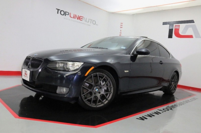 2008 bmw 335xi coupe top speed