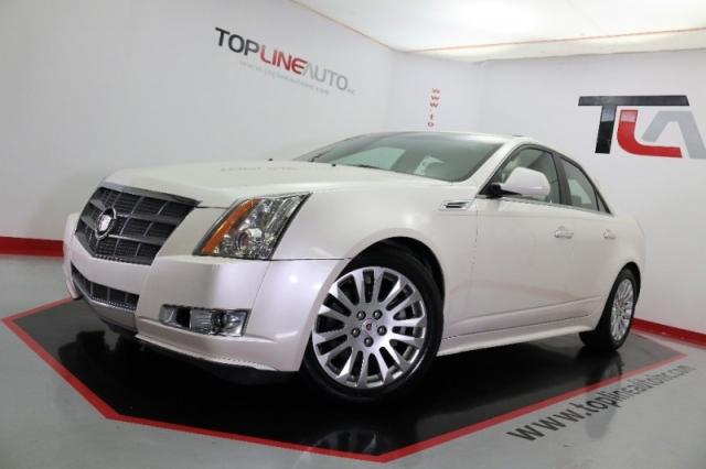 2010 Cadillac Cts Sedan 4dr Sdn 3 6l Performance Rwd One Owner