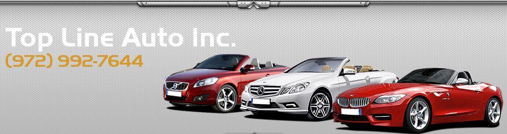 Top Line Auto Inc.. (972) 992-7644