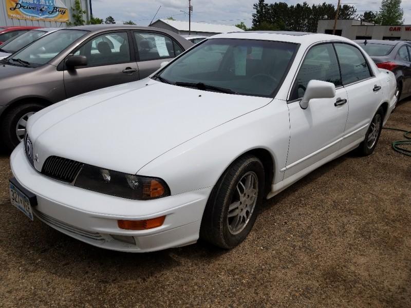 Mitsubishi Diamante 2002 price $3,500
