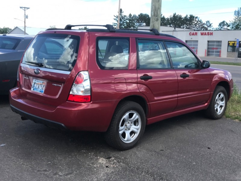 Subaru Forester 2007 price $6,500