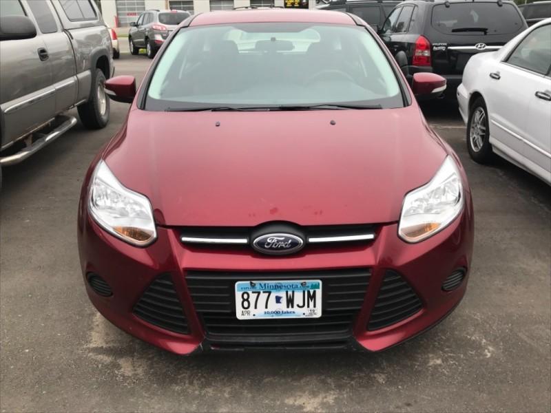 Ford Focus 2013 price $10,500