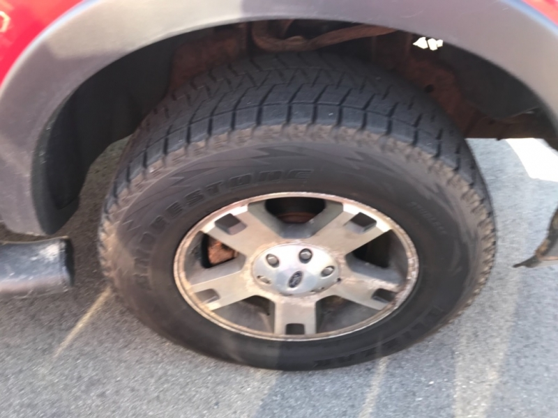 Ford F-150 2004 price $0