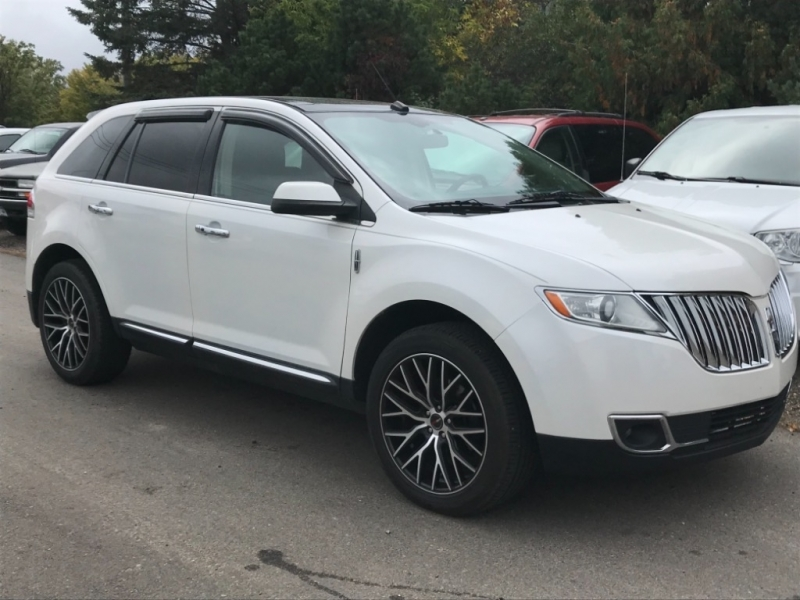 Lincoln MKX 2011 price $0