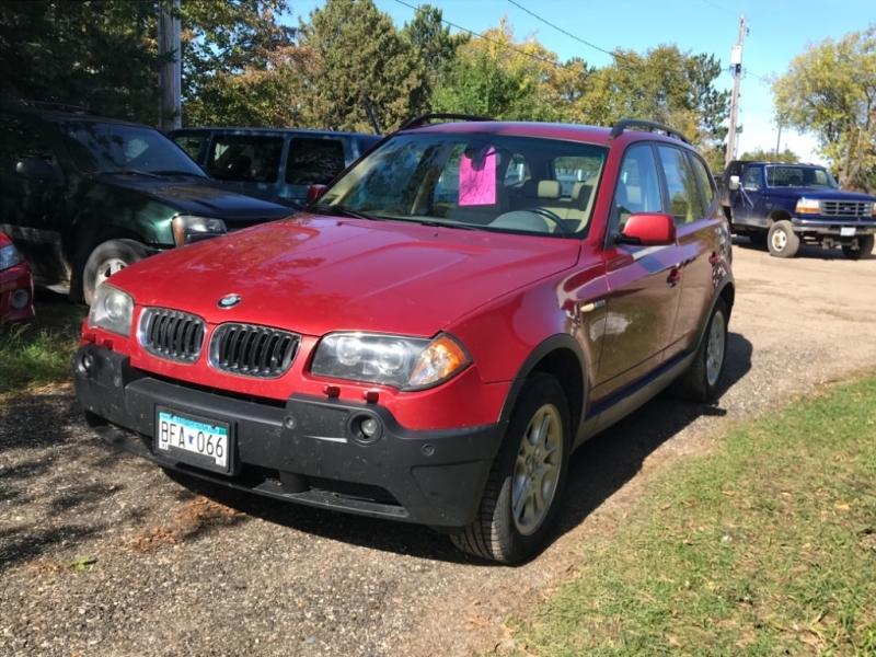 BMW X3 2004 price $2,995