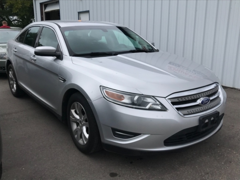 Ford Taurus 2011 price $0