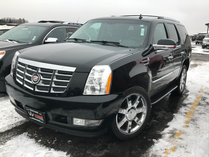 Cadillac Escalade 2009 price $19,500