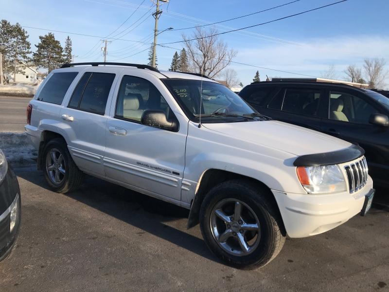 Jeep Grand Cherokee 2002 price $5,300