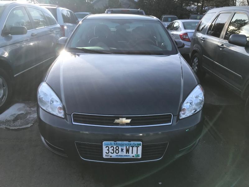 Chevrolet Impala Police 2010 price $5,995