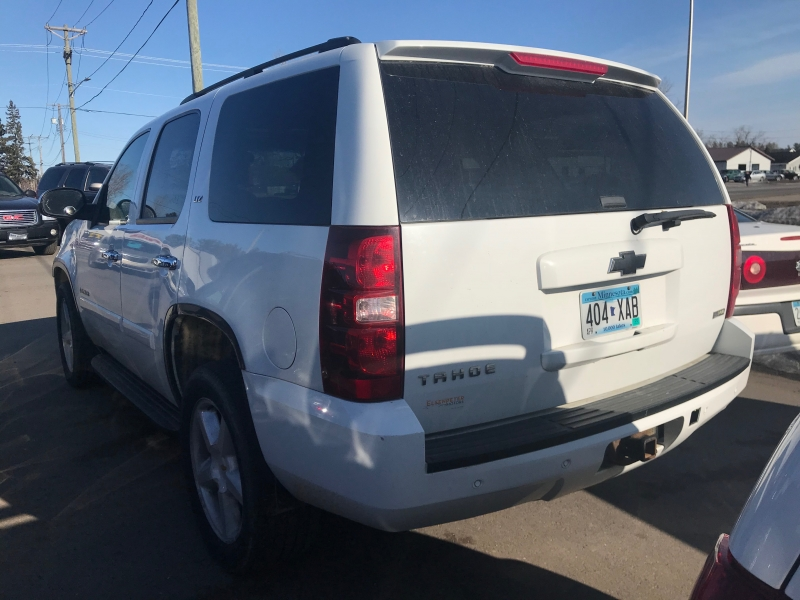 Chevrolet Tahoe 2007 price $7,995