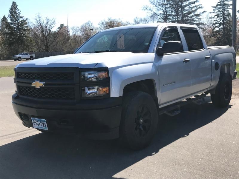 Chevrolet Silverado 1500 2014 price $22,750